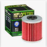 HF207 Oil Filter Hiflo