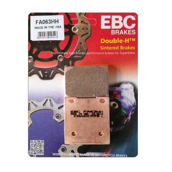 EBC Double-H Sintered Brake Pads FA063HH