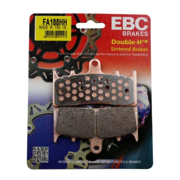 EBC HH Sintered Brake Pads FA188HH
