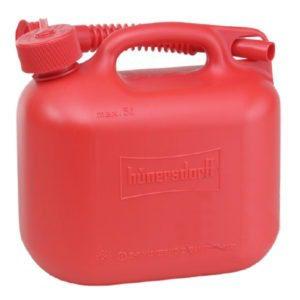 5l plastic fuel can
