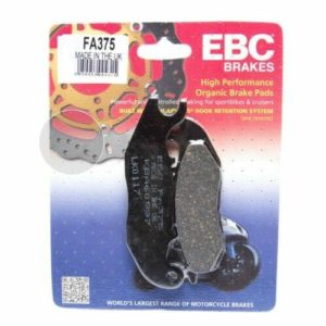 EBC Standard Replacement Brake Pads FA375