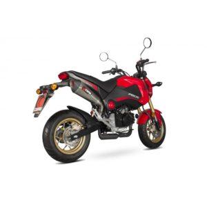 Scorpion Stainless Steel Exhaust Honda MSX 125