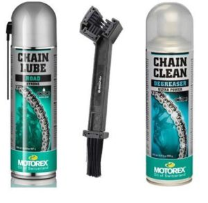 Motorex Road Chain Cleaning Kit