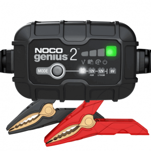 Noco genius 2 battery charger