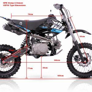 CRF50 Dims boyo1a