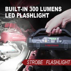 lokithor LED 300 lumens