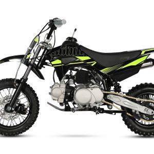 Stomp juicebox 110cc pit bike